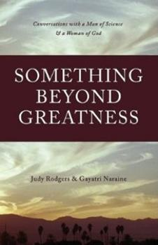 Something Beyond Greatness 0757307817 Book Cover