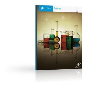 Paperback Molecular Genetics (Lifepac Science Grade 6) Book