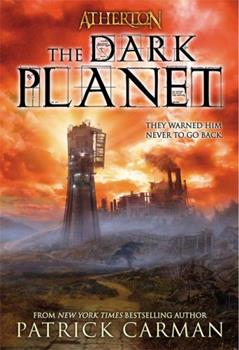 The Dark Planet 0316166758 Book Cover
