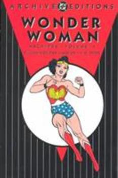 Wonder Woman Archives, Vol. 4 - Book #4 of the Wonder Woman Archives