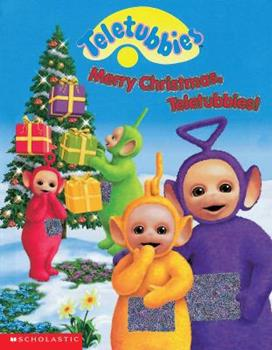 Merry Christmas, Teletubbies! - Book  of the Teletubbies