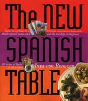 The New Spanish Table 0761135553 Book Cover