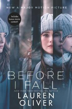 Paperback Before I Fall Movie Tie-In Edition Book