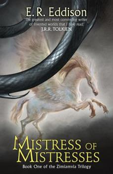 Mistress of Mistresses: A Vision of Zimiamvia 034527220X Book Cover