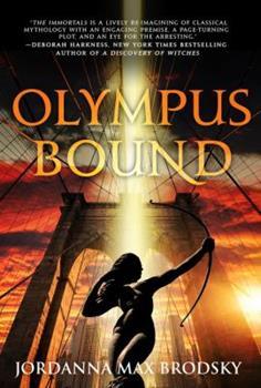 Olympus Bound - Book #3 of the Olympus Bound