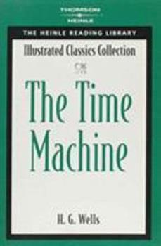 The Time Machine - Book  of the Great Illustrated Classics