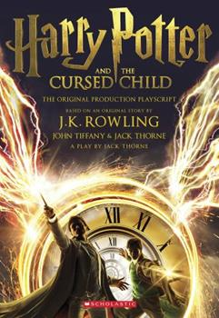 Harry Potter and the Cursed Child: Parts One and Two - Book #8 of the Harry Potter