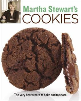 Martha Stewart's Cookies 0307394549 Book Cover