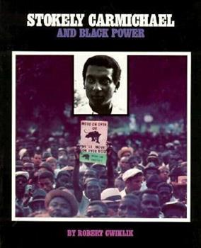 Stokely Carmichael (Pb) (Gateway Civil Rights) 156294276X Book Cover