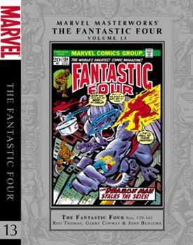 Marvel Masterworks: The Fantastic Four, Vol. 13 - Book #169 of the Marvel Masterworks