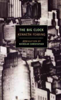 The Big Clock 0060809221 Book Cover