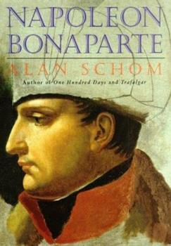 Napoleon Bonaparte: A Life 0060929588 Book Cover