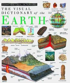 Hardcover Earth (DK Visual Dictionaries) Book