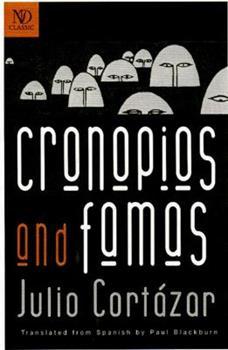 Historias de cronopios y de famas 0811214028 Book Cover