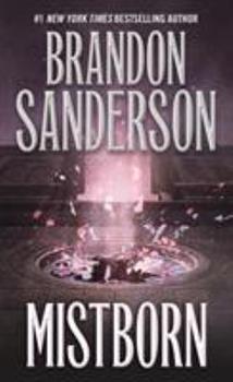 Mistborn: The Final Empire book cover