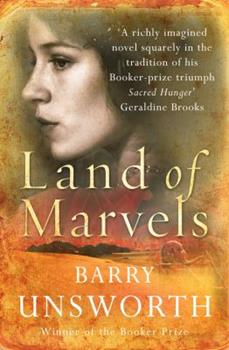 Land of Marvels 0385520077 Book Cover