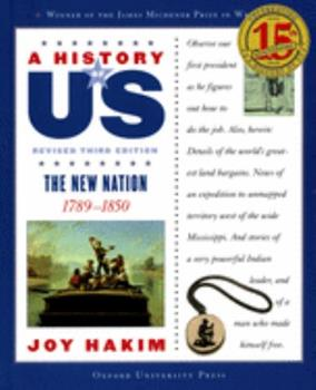 The New Nation - Book #4 of the A History of US