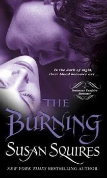 The Burning 0312998554 Book Cover