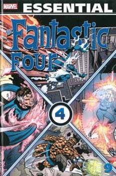 Essential Fantastic Four, Vol. 9 - Book  of the Essential Marvel