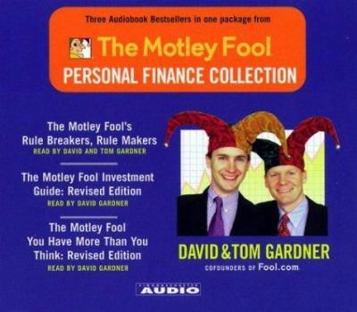 Motley Fool Gift Set 074350450X Book Cover