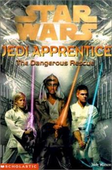 The Dangerous Rescue - Book  of the Star Wars Legends