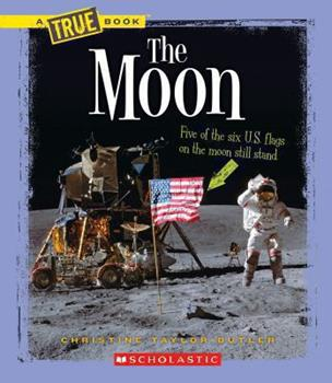 The Moon - Book  of the A True Book