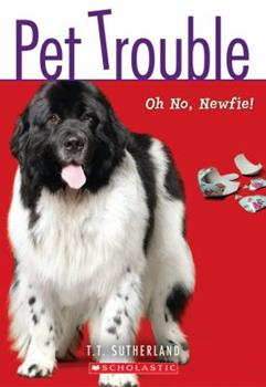Oh No, Newfie! 0545103010 Book Cover