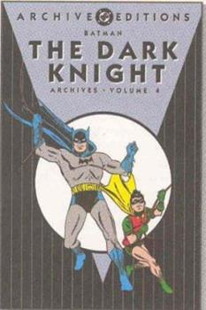 Batman The Dark Knight Archives, Vol. 4 - Book  of the DC Archive Editions