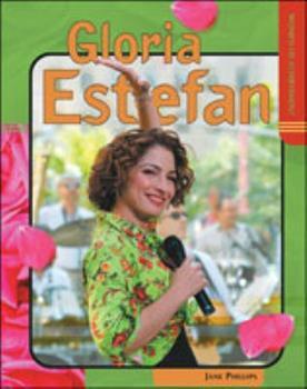 Gloria Estefan 0791058832 Book Cover
