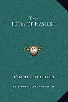 The Poem Of Hashish 0060802154 Book Cover