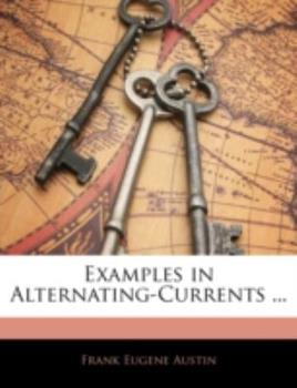 Paperback Examples in Alternating-Currents Book