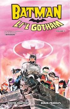 Batman: Li'l Gotham, Vol. 2 - Book  of the Batman: Li'l Gotham Printed Edition
