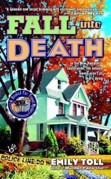 Fall Into Death 0425196941 Book Cover