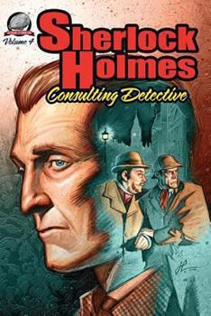 Sherlock Holmes: Consulting Detective 0615758231 Book Cover