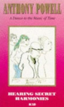 Hearing Secret Harmonies 0316715921 Book Cover