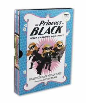 The Princess in Black: Three Smashing Adventures - Book  of the Princess in Black