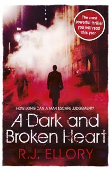 Paperback A Dark and Broken Heart Book