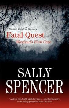 Fatal Quest: Woodend's First Case (DCI Charlie Woodend) 0727866826 Book Cover