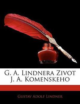 Paperback G a Lindnera Zivot J a Komenskeho Book