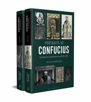 Hardcover Portraits of Confucius: The Reception of Confucianism from 1560 to 1960 Book