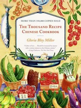 Paperback The Thousand Recipe Chinese Cookbook Book