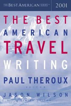 The Best American Travel Writing 2001 0618118780 Book Cover