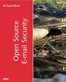 Open Source E-mail Security 0672322374 Book Cover
