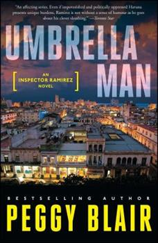Umbrella Man - Book #4 of the Inspector Ramírez