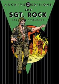 The Sgt. Rock Archives, Vol. 1 - Book  of the DC Archive Editions