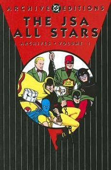 The JSA All Stars Archives - Book  of the DC Archive Editions