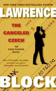 The Canceled Czech (Evan Tanner Mystery) - Book #2 of the Evan Tanner