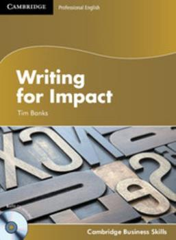 Writing for Impact - Book  of the Cambridge Business Skills