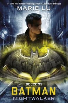 Batman: Nightwalker 0399549803 Book Cover