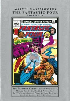 Marvel Masterworks: The Fantastic Four, Vol. 16 - Book #210 of the Marvel Masterworks